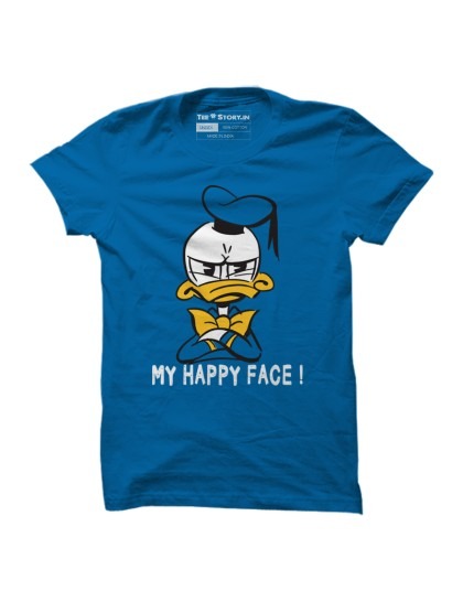 Donald Duck: Happy Face