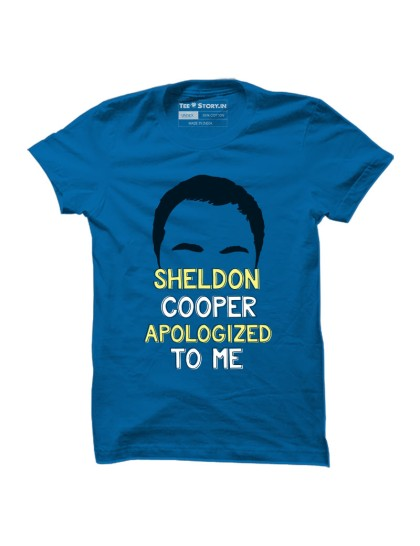 The Big Bang Theory: Sheldon Apologized