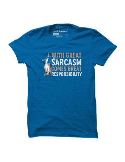 Friends: Sarcasm Responsibility