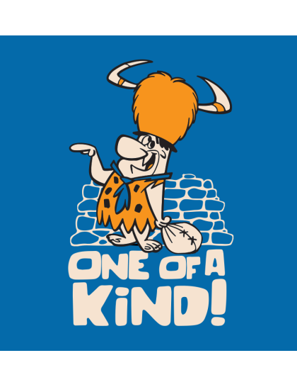 The Flintstones: One of a kind