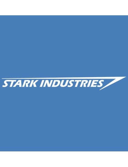 Iron Man: Stark Industries (Sky Blue)