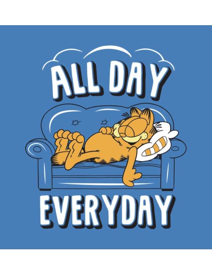 Garfield: All Day
