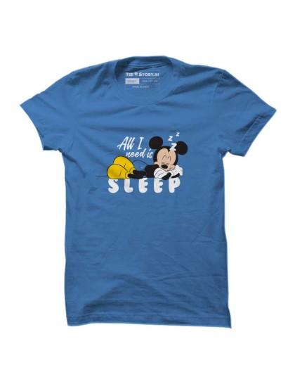 Mickey Mouse: Sleep