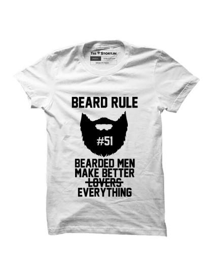 Beard Rule #51
