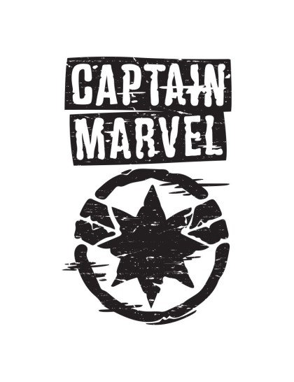 Captain Marvel: Logo