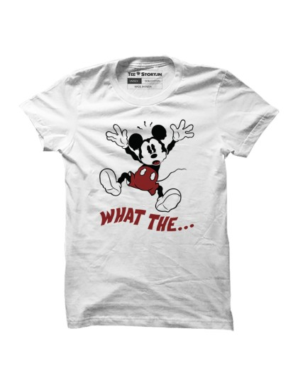 Mickey Mouse: What The