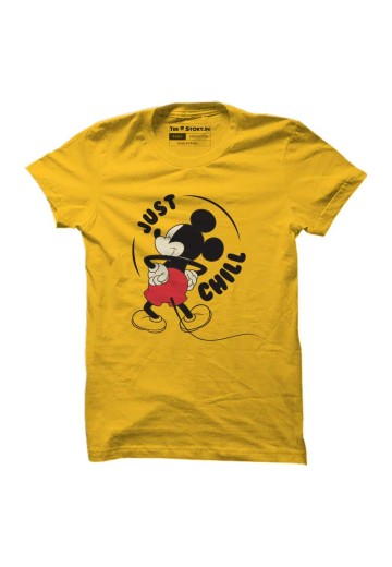 Mickey Mouse: Just Chill