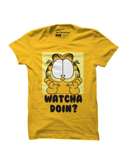 Garfield: Watcha Doing