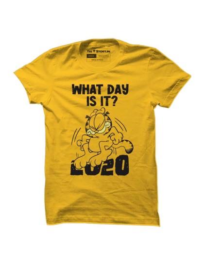 Garfield: 2020