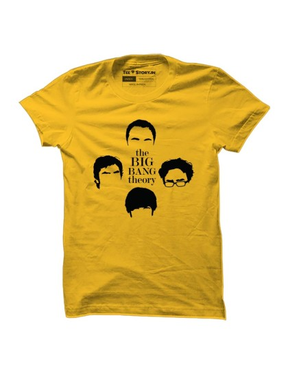 The Big Bang Theory: Heads