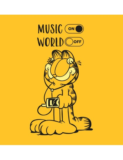 Garfield: Music On