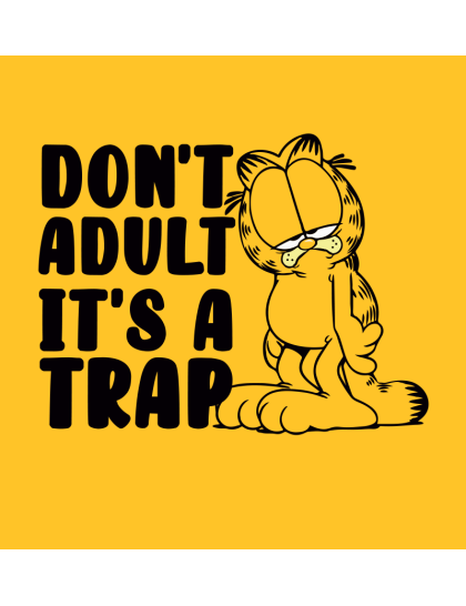 Garfield: Dont Adult