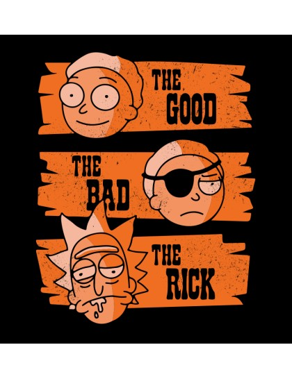 Rick and Morty: Good bad Rick