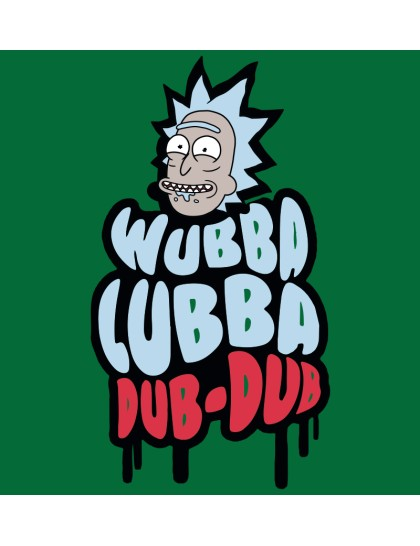 Rick and Morty: Wubba Lubba Dub dub