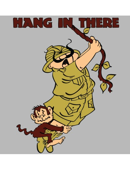 Tinkle: Hang in there