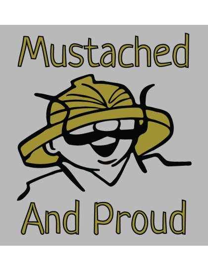 Tinkle: Mustached and Proud